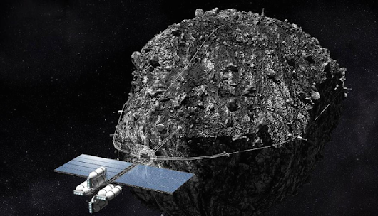Luxembourg leads the trillion-dollar race to become the Silicon Valley of asteroid mining | South China Morning Post