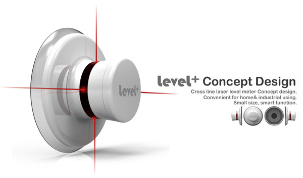 Laser Levels Are Always Precise Yanko Design