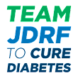 I'm fundraising with Team JDRF to create a world without T1D.
