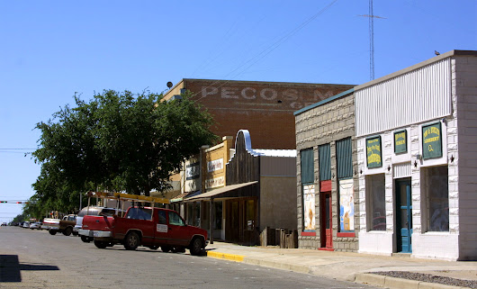 Crappy Places to be from – Pecos, Texas