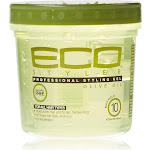 Eco Style Styling Gel, Professional, Olive Oil, Max Hold 10 - 473 ml