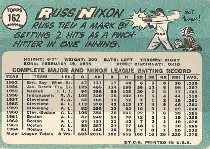 #162 Russ Nixon (back)