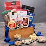 Boss's Day Classic Snack Gift by Gourmet Gift Baskets - Boss's Day Gift Baskets - Gift Baskets