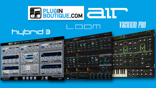 AIR Music Synth Bundle £60 - 60% off