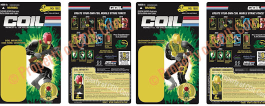 Coil Con Scarab Strikes Sidewinder and Sidewinder Officer Card Art Revealed