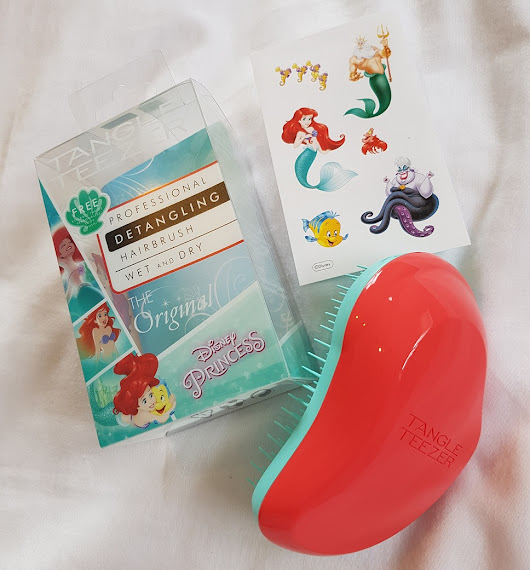 The Little Mermaid Tangle Teezer - Pretty Please Charlie