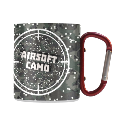 airsoft camo Classic Insulated Mug(10.3OZ)