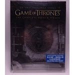 GAME OF THRONES SEASON 8 LIMITED EDITION STEELBOOK W/ COLLECTIBLE SIGIL MAGNET 4