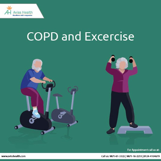 COPD and Exercise: Good Or Bad? | Aviss Health