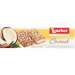 Loacker: Gran Pasticceria Patisserie Coconut Cookie 100g, 3.53 Oz