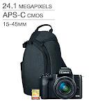 Canon Eos M50 Mirrorless Camera Bundle