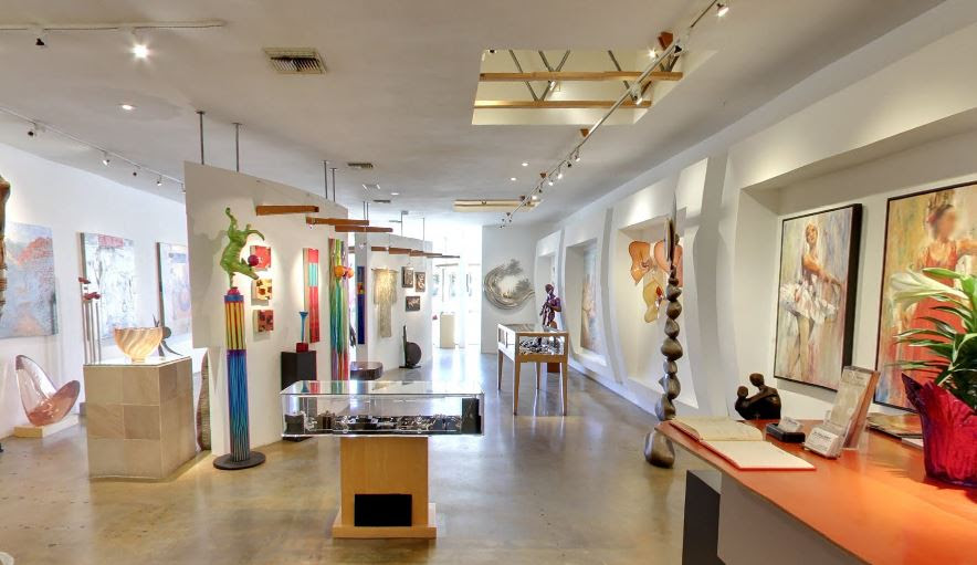 A Gallery Fine Art Palm Desert New Representation American Noir