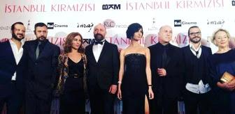 İstanbul Kırmızısı'nın Galası'na Ünlüler Akın Etti