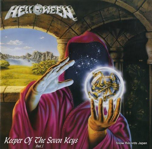HELLOWEEN keeper of the seven keys part 1