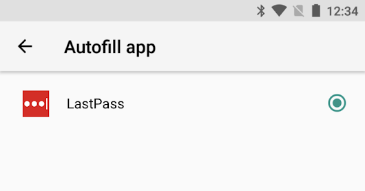 What LastPass Users Can Expect in Android O