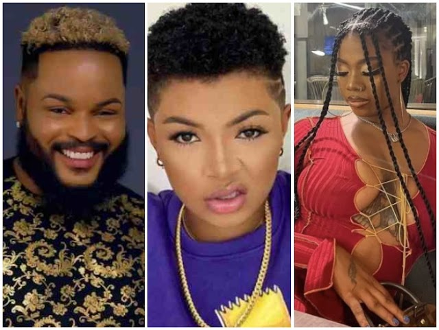 VIDEO:- Checkout Clips From BBNaija Dinner Party (Watch)