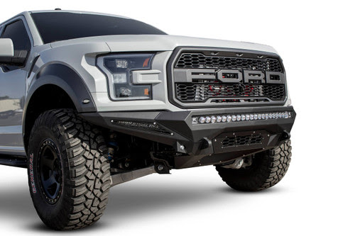 ADD Stealth Fighter Front Bumper 2017-2018 Raptor 3.5L No Winch Mount