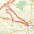 Walked 8.80 km on 13/01/2015 on 01/13/2015 | RUNNING Training Log Entry | MapMyRun