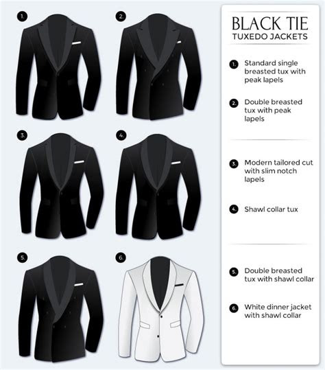 black tie dress code tie  tienet