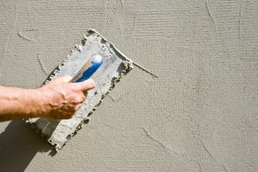 How to Mix Stucco Layers | DoItYourself.com
