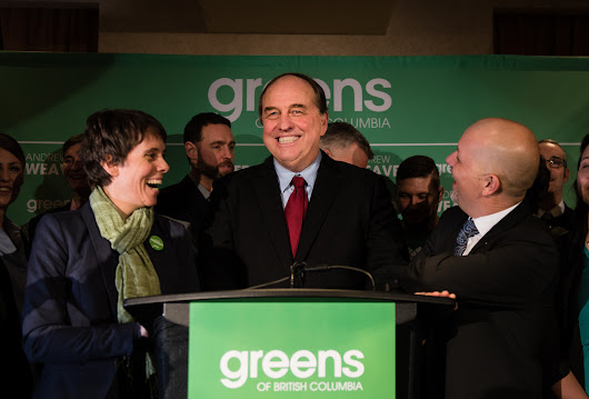 B.C. Green Party statement on final vote count