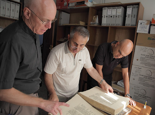 This Benedictine Monk Travels The World Helping Preserve Centuries-Old Manuscripts, Cultural Heritage
