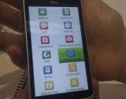 Captura de Mobile Acessibility, l'aplicació per a superar barreres als mòbils.