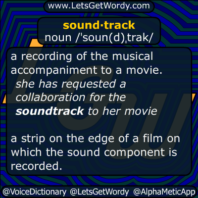 soundtrack 05/07/2015 GFX Definition