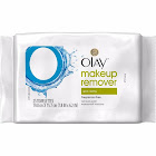 Olay Wet Cloths, Makeup Remover, Fragrance-Free - 25 towelettes