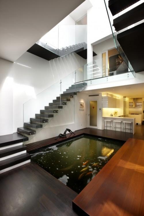 Diseño de escaleras #63