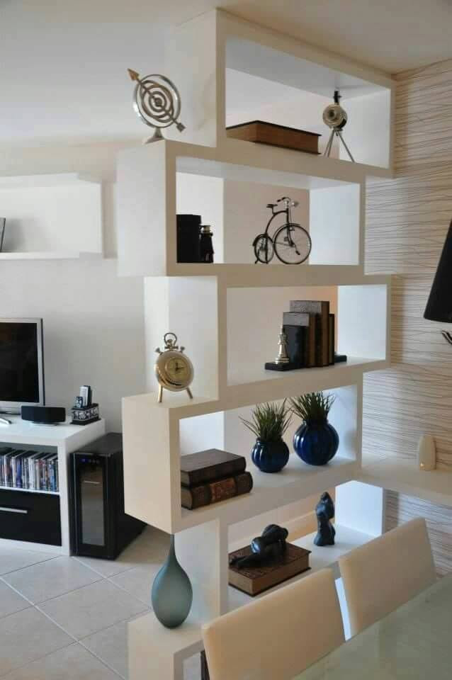 30 Creative Partition Ideas That Can Replace Walls