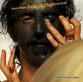 ZAPPA, FRANK joe's garage acts ii & iii