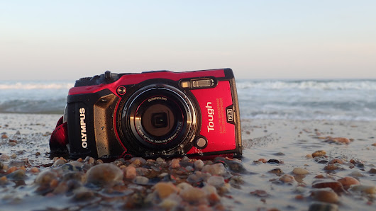 Explore the Planet Everywhere with the Olympus Stylus Tough TG-5