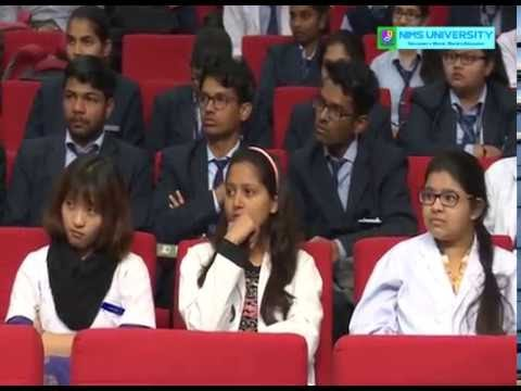 Tips on Foreign Language : Career Seminar in Nims University