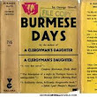 "80 Years Later, Orwell's ""Burmese Days"" Wins Award in Burma : Publishing Perspectives"