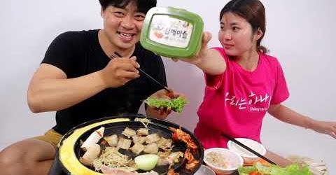 BBQ Hàn Quốc đơn giản tại nhà😋😋😋 vừa ngon và rẻ