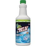 Green Gobbler 32 Oz. Fruit Fly Killer Gel Drain Opener & Cleaner GGDFG32