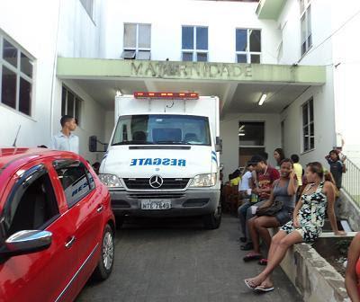 Feridos foram trazidos para a emergência do Prado Valadares em Jequié