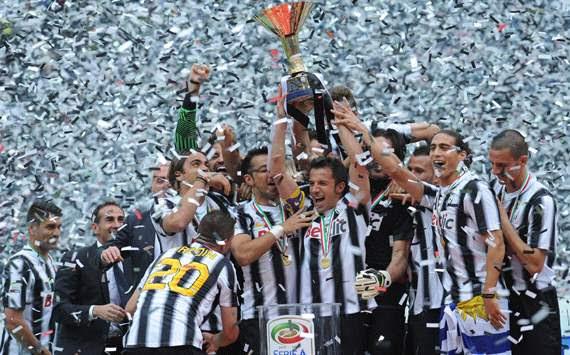 Juventus 2011-2012 (49 Laga)