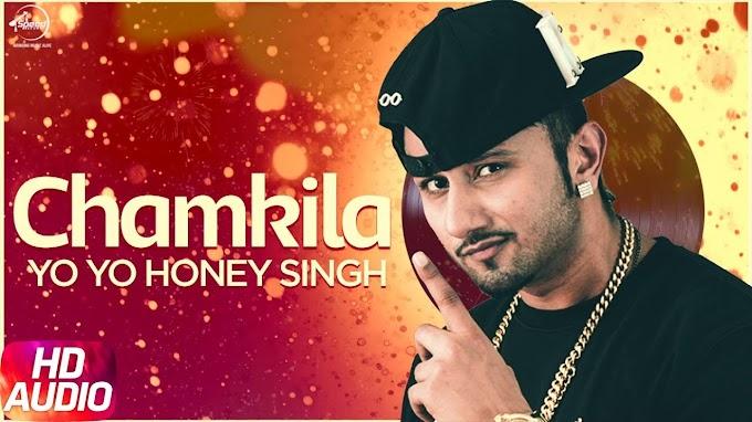 CHAMKILA VS JUSTIN BIEBER - ALFAAZ LYRICS  - Alfaaz ft Yo Yo Honey Singh |