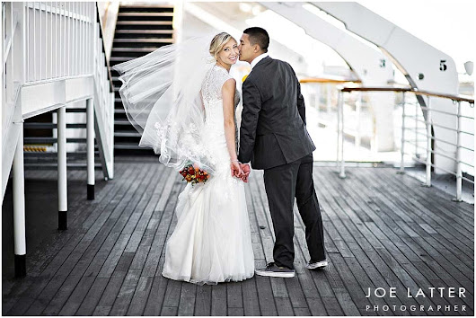Long Beach Wedding at the Queen Mary