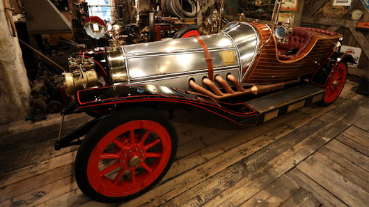 Classic Bonnets & Chitty Chitty Bang Bang Welcomes Easter