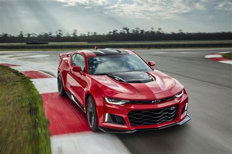 2017 Chevy Camaro ZL1 Convertible Revealed GM Authority