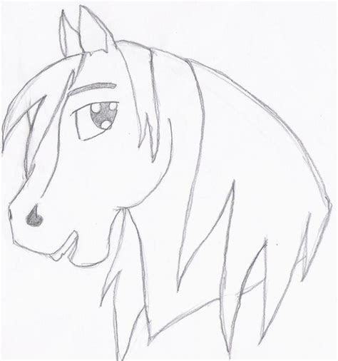 anime horse  chloerulez  deviantart