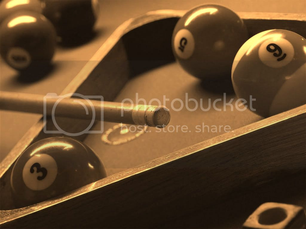 Billiards Graphic