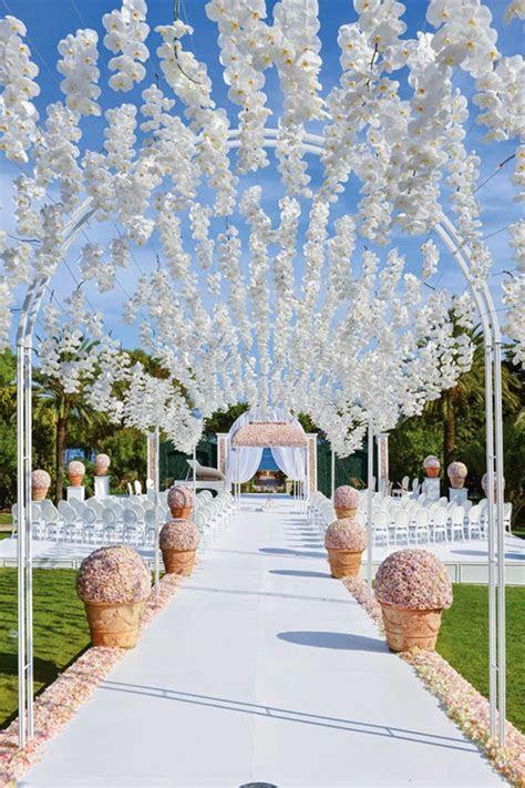 Style the Aisle   Wedding Ceremony Ideas   Belle The Magazine