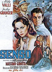 Original Italian poster for the film
