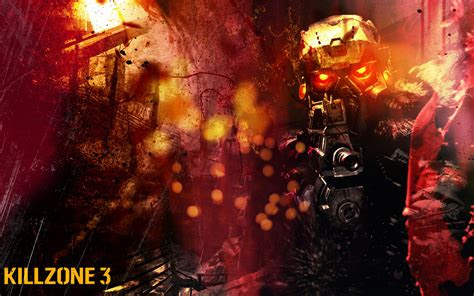 wallpapers killzone  game wallpapers