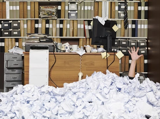 How to Get Rid of Office Junk – What You Need to Know | Nova Junk