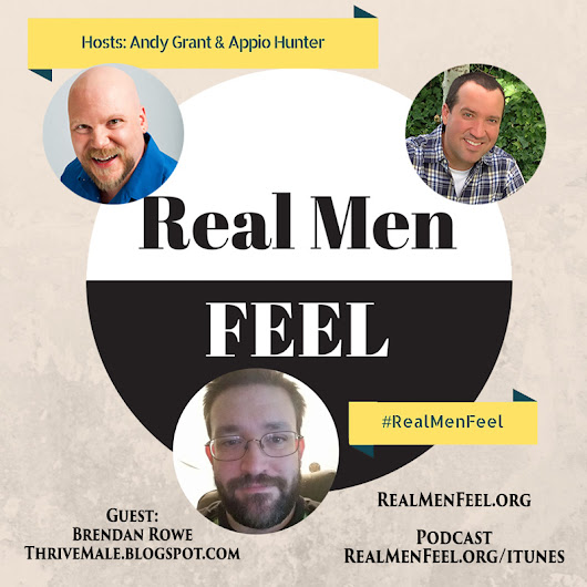 Real Men Feel: Episode 68, Surviving Childhood Sexual Abuse